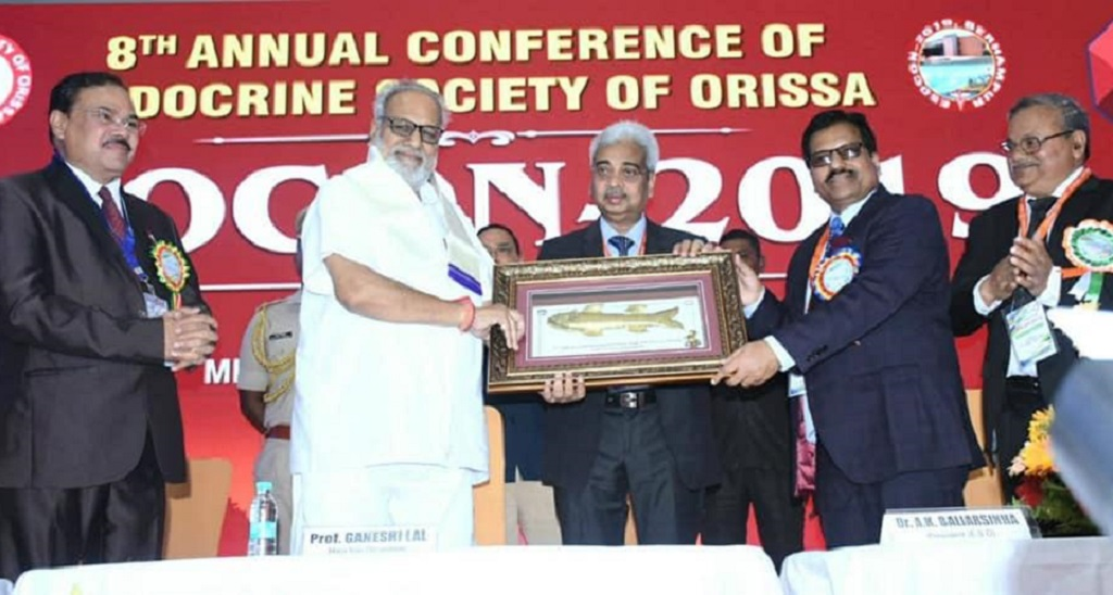 Annual meet of Endocrine Society of Odisha held in Silk City