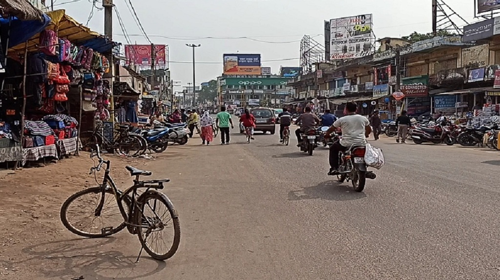 Negligible response to Bharat Bandh at Bolangir