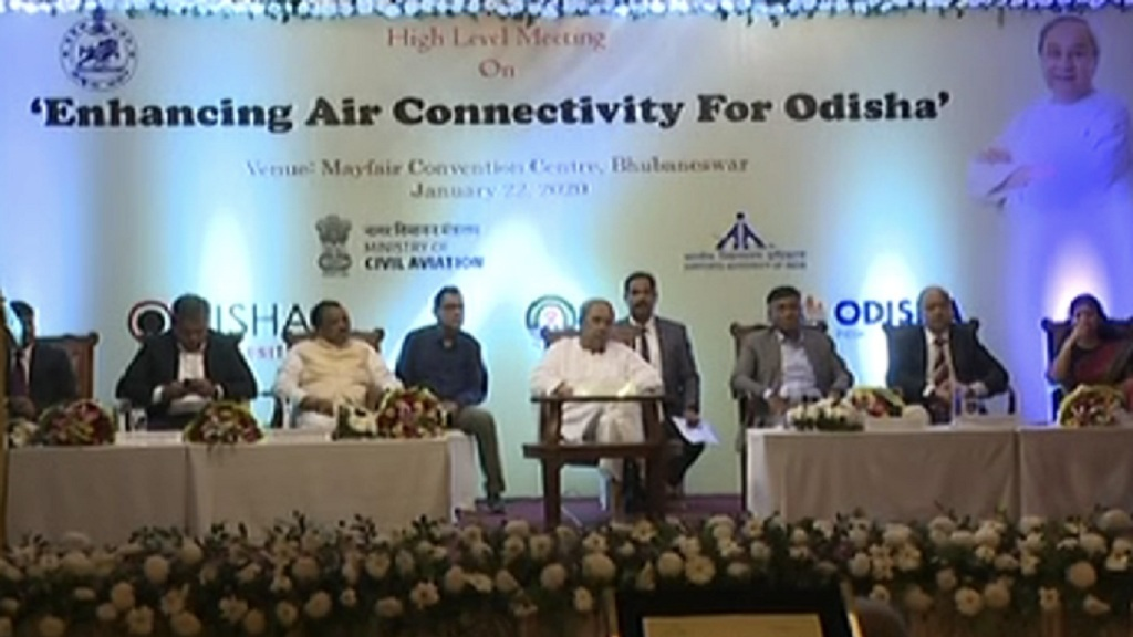 Odisha seeks more domestic and international air connectivity