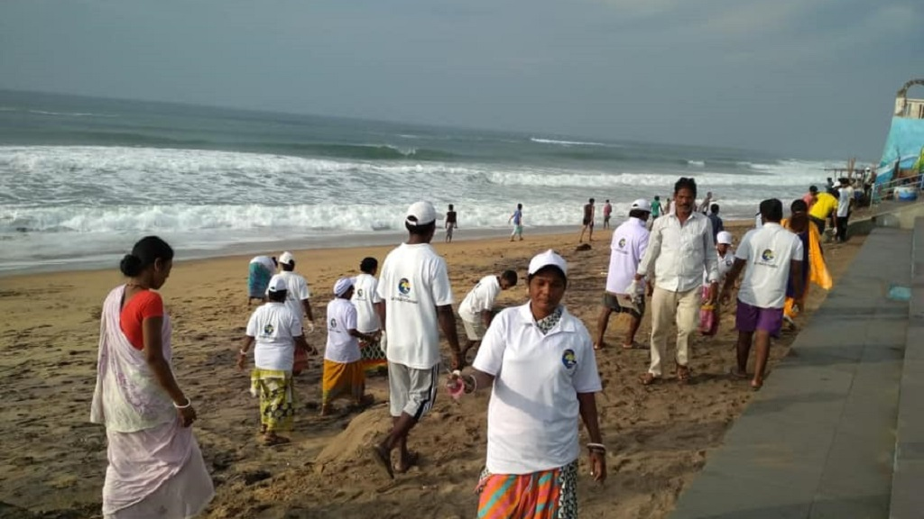 How Gopalpur and Puri became cleanest Indian beaches