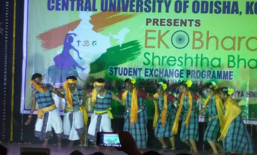 Special: Maharashtra students learn Odisha culture, heritage
