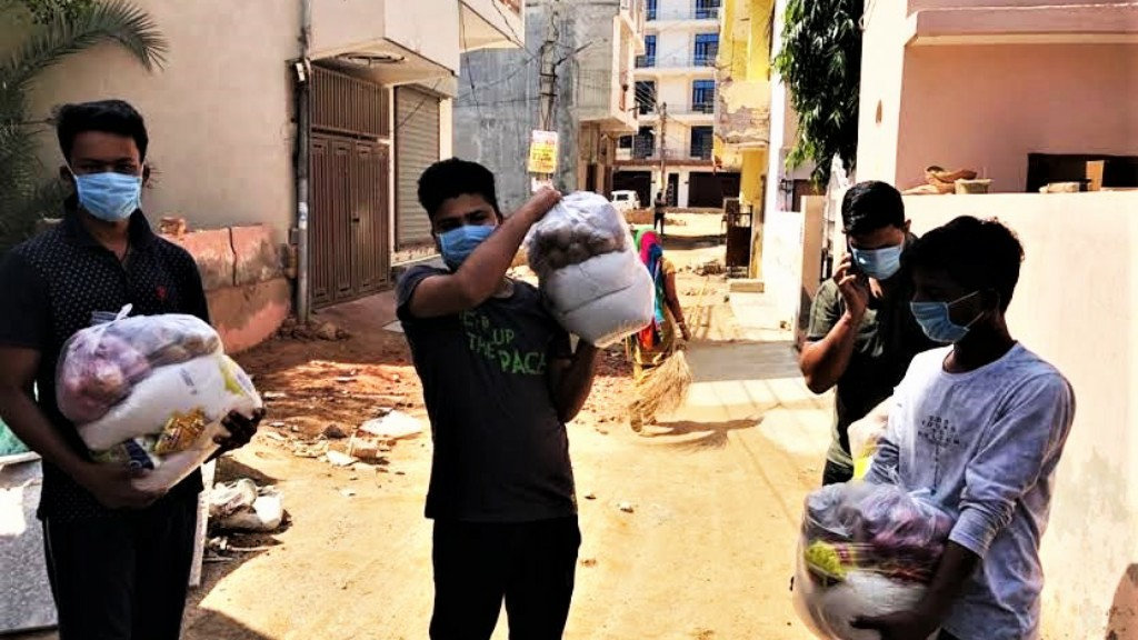 Odia Samaj aids aggrieved Odias in Delhi NCR