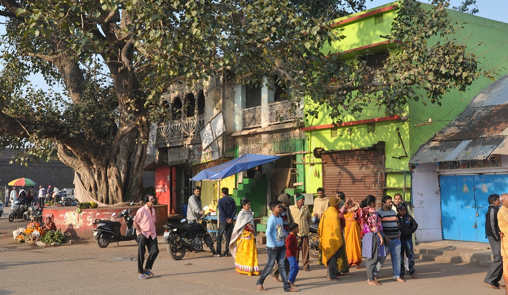 Ekamra Kshetra's Oldest Shop Razed to the Ground