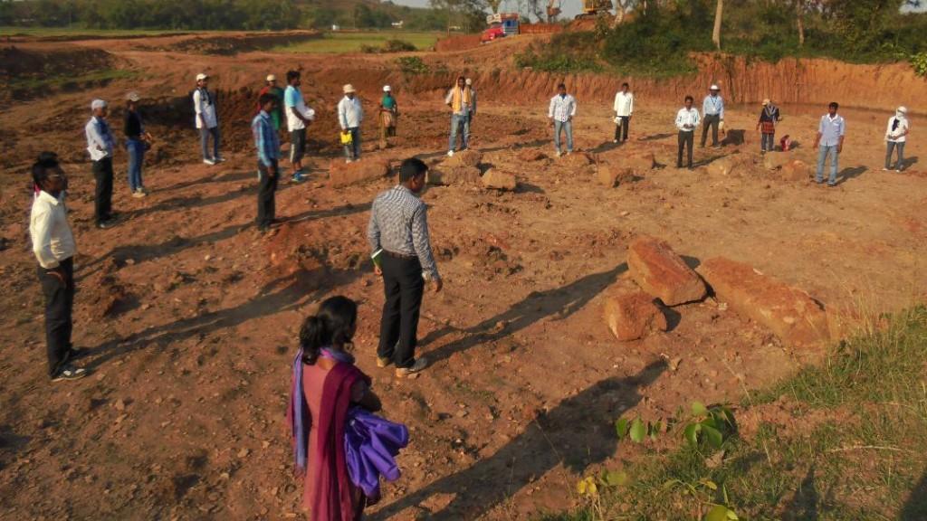 Farmer finds Kushan era gold coin