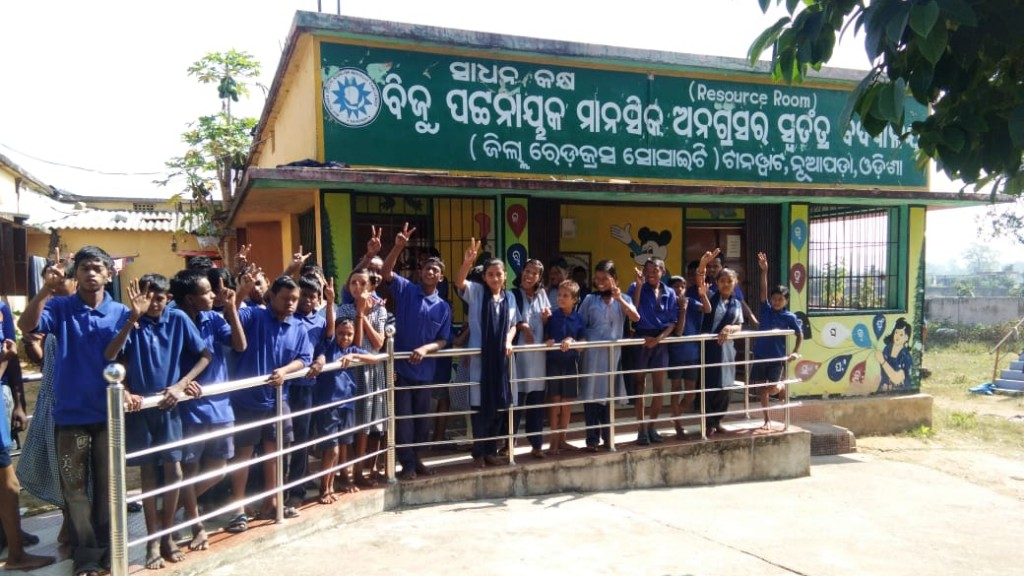 Special school becomes a ray of hope for mentally challenged children