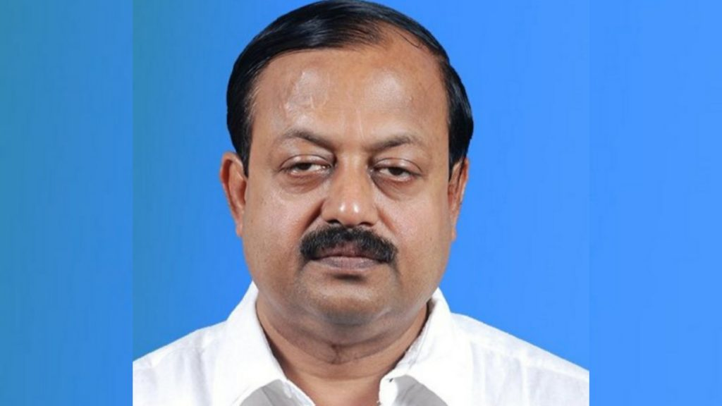 BJD MLA Debi Mishra tests Corona positive