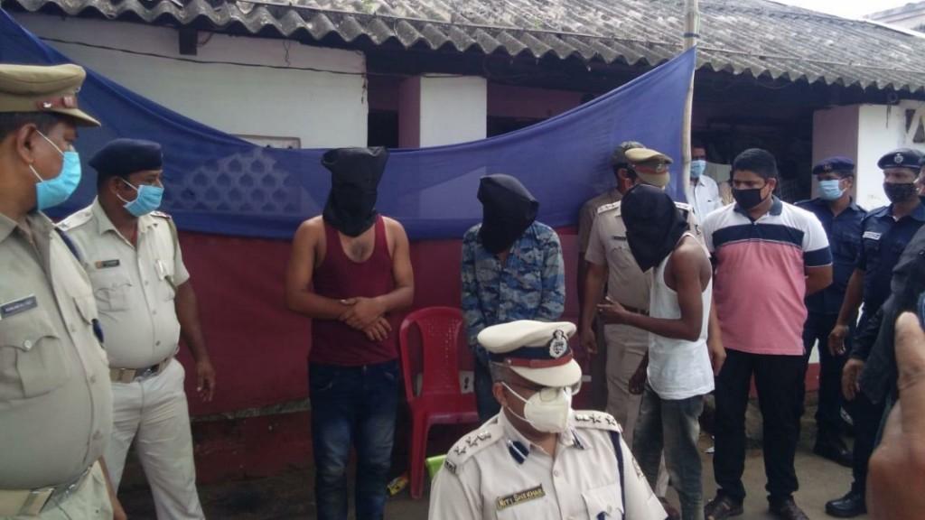 Ola cab robbery foiled: three arrested