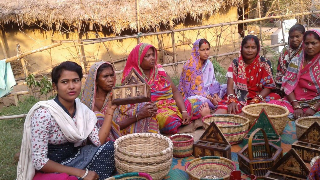 Bamboo craft-makers report steep drop in earnings due to COVID